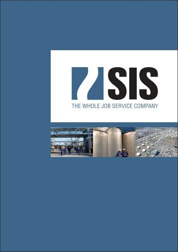 THE WHOLE JOB SERVICE COMPANY - SIS GmbH