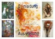 Einladung Ausstellung - Stadtpfarrei Grafenau