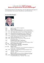 Lehrende im Lehrgang Wien 2012/2013 und ... - Renate Daimler