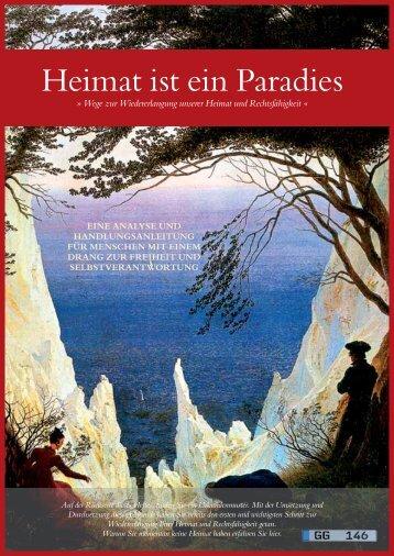 Heimat ist ein Paradies - PRAVDA TV – Live The Rebellion