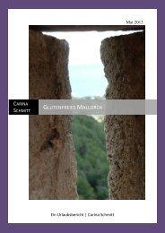Glutenfreies Mallorca - Glutenfreies Südhessen