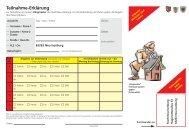 Frühwarnsystem Ringmaster - Neu-Isenburg