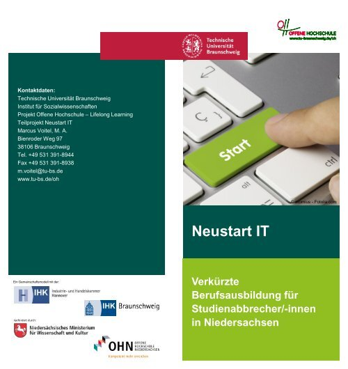 Neustart IT! - Technische Universität Braunschweig