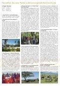 Im Schatten des Kilimanjaro - Anton Götten Reisen - Page 2