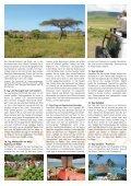 Im Schatten des Kilimanjaro - Anton Götten Reisen - Page 3
