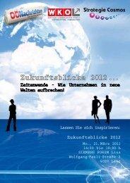 Zukunftsblicke 2012... - Orange Cosmos