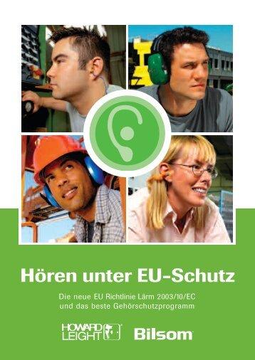EU Richtlinie - HearForever