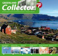 Greenland Collector 2/2010 - Post Greenland - Filatelia