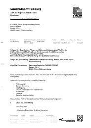 4810-14 - Besichtigung 11-03-02-Prüfbericht 2 - Landkreis Coburg