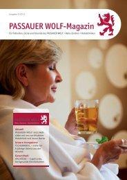 Ausgabe 3/2012 - Passauer Wolf