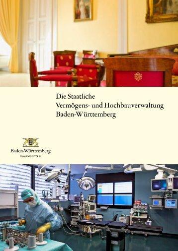 und Hochbauverwaltung Baden-Württemberg 2007 (pdf-Datei, 60 ...
