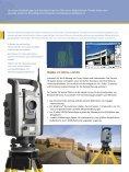 Trimble Spatial Imaging: Gibt Geodaten die terrestrische Perspektive - Seite 4