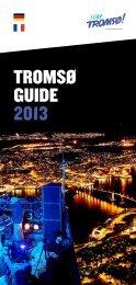 Tromsø Guide 2013 - Visit Tromsø