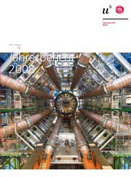 2008 (pdf, 3.5MB) - Universität Bern