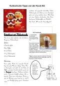 Schwerpunktthema Weihnachtszeit +++ Freizeitumfrage +++ Comic ... - Seite 6