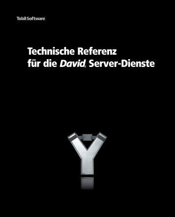 Technische Referenz für die Œœ Server-Dienste