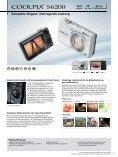 COOLPIX-Produktreihe Herbst 2011 - Nikon Deutschland - Seite 5