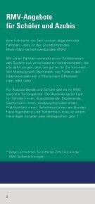 RMV-Angebote für Schüler und Azubis - Broschüre (PDF - Seite 2