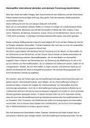 Atomwaffen im Internationalen Zusammenhang - Grüne Jugend ...