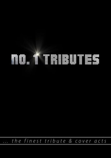 Download - No.1 Tributes