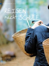 Reisen - Travel Beyond