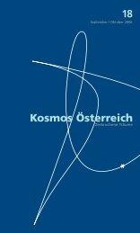 kosmos 18 pdf - Österreichisches Kulturforum Berlin
