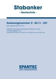 Stabanker - spantec-gmbh.de