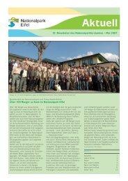 Newsletter Mai 2007 [PDF | 1304,96KB] - Nationalpark Eifel