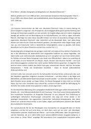 """Ernst Hilmar: """"Musiker-Autographe als ... - arts Ralph Braun"""