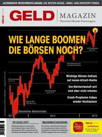 EZB-Zinssenkung - GELD-Magazin