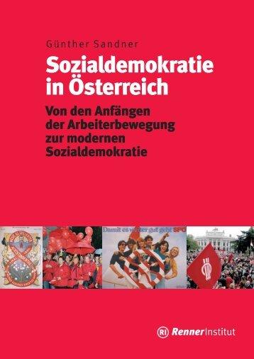 Sozialdemokratie in Österreich - Renner Institut
