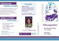 Info-Blatt zum Download [pdf] - Evangelische Kirche Rheinhessen