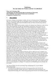 Texte zum Download - Evangelische Akademie