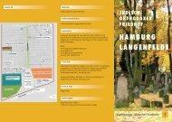 HAMBURG LANGENFELDE - Jüdischer Friedhof Altona