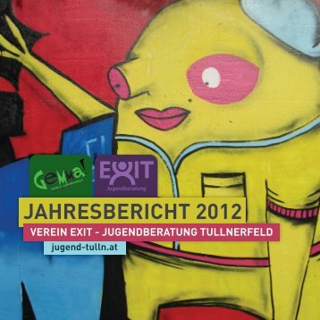 Jahresbericht Verein Exit 2012 - Fischer-Media.at