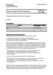 704-2008 Antrag der CDU-Fraktion 'Parken.pdf - Stadt Kevelaer