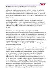 Pressemitteilung (PDF 0,1 MB - neues Fenster) - HVV