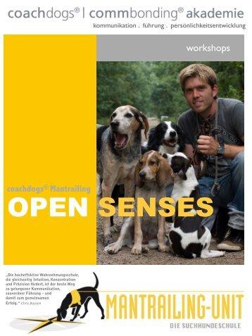 Open Senses - Mantrailing Unit