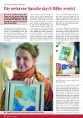 Sandra Sasdi Die verlorene Sprache durch Bilder ... - Fragile Suisse - Page 4
