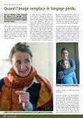 Sandra Sasdi Die verlorene Sprache durch Bilder ... - Fragile Suisse - Page 6