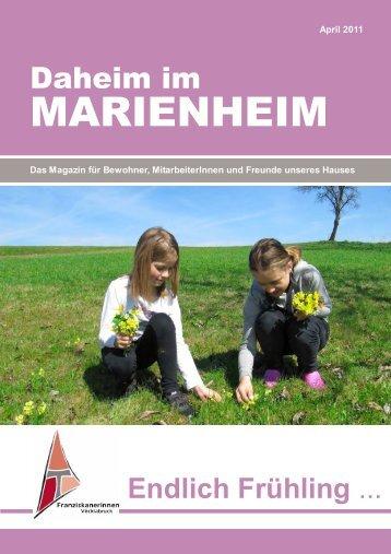 Daheim Im - Alten- und Pflegeheim Marienheim
