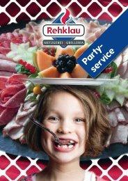 PDF zum Downloaden - REHKLAU - Metzgerei & Grilleria