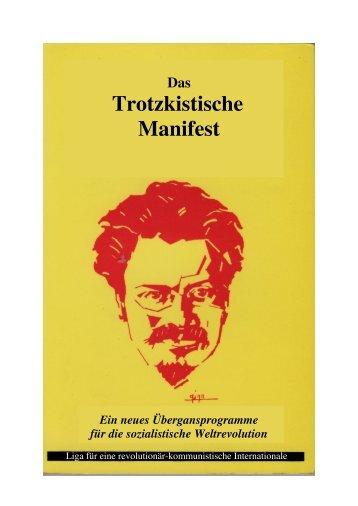 Trotzkistische Manifest - Permanent Revolution