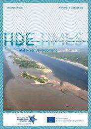TIDE Times - Interreg IVB North Sea Region Programme