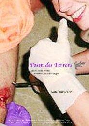 Posen des Terrors - atelier poolart