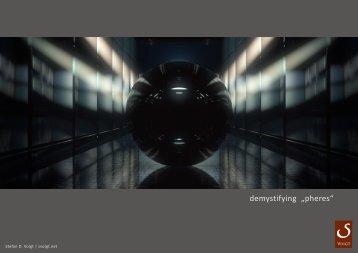 "demystifying ""pheres"" - Stefan D. Voigt"