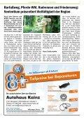 Endlich ist Sommer in Moosdorf! - ReiWo - Seite 7