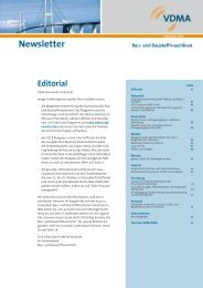 Newsletter September 2008.indd - Dr. Wüpping Consulting GmbH