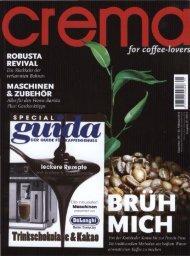 for coffee-lovers (Ausgabe Dezember 2012): Von den blauen Bergen