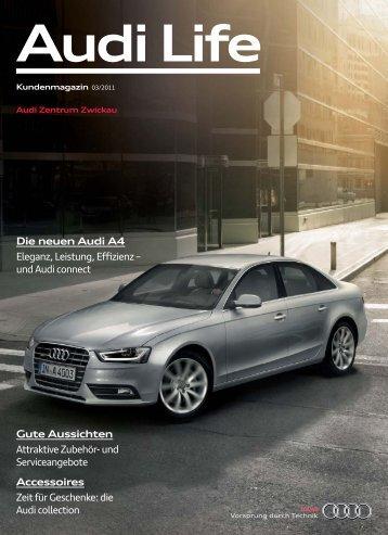 Audi Life 03/2011